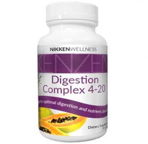 Nikken Kenzen Digestion Complex 4-20