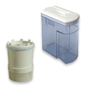 G0 nikken #1360 pimag aqua pour gravity water system | ebay.