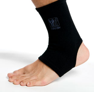 Nikken Kenkotherm Ankle Support Wrap Getting Healthy Usa