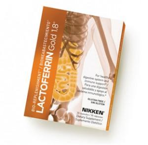 Nikken Lactoferrin Gold 1.8