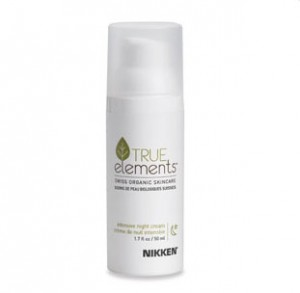 Nikken True Elements Intensive Night Cream