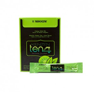 Kenzen ten4 Energy Drink Mix