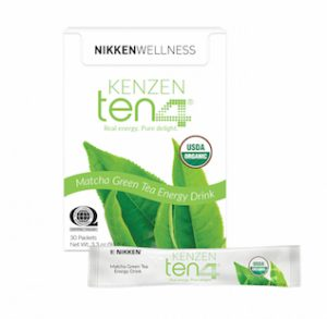 Nikken Kenzen Ten4 Energy Drink