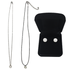Kenko Milana Necklace and Earrings